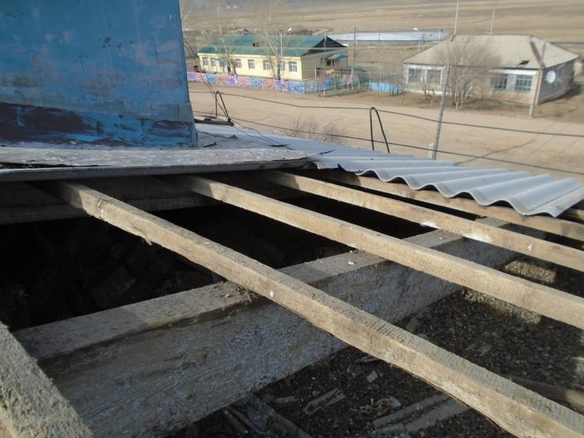 Фонд капремонта обследовал поврежденные крыши в Забайкалье
