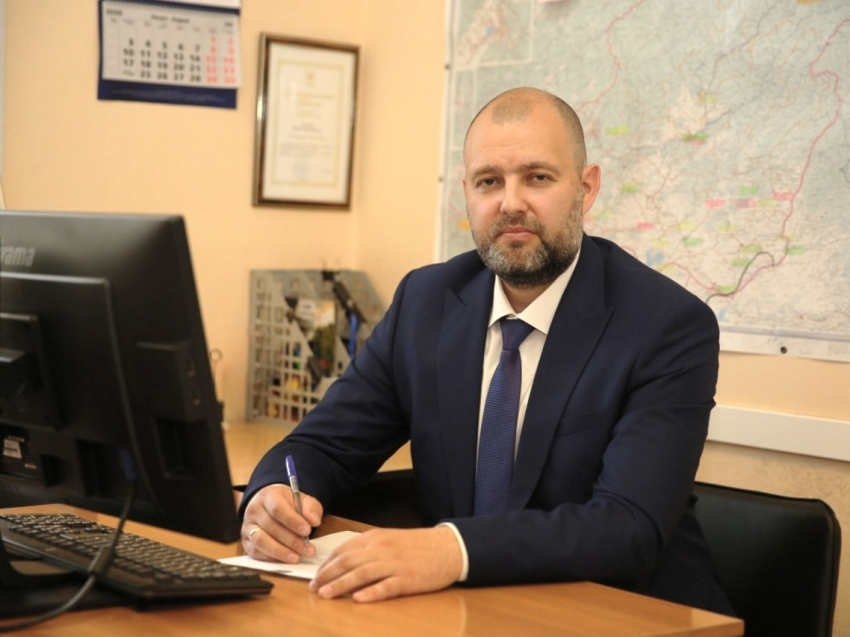 Министр ЖКХ Илья Золотухин поздравил забайкальцев с Днём Великой Победы