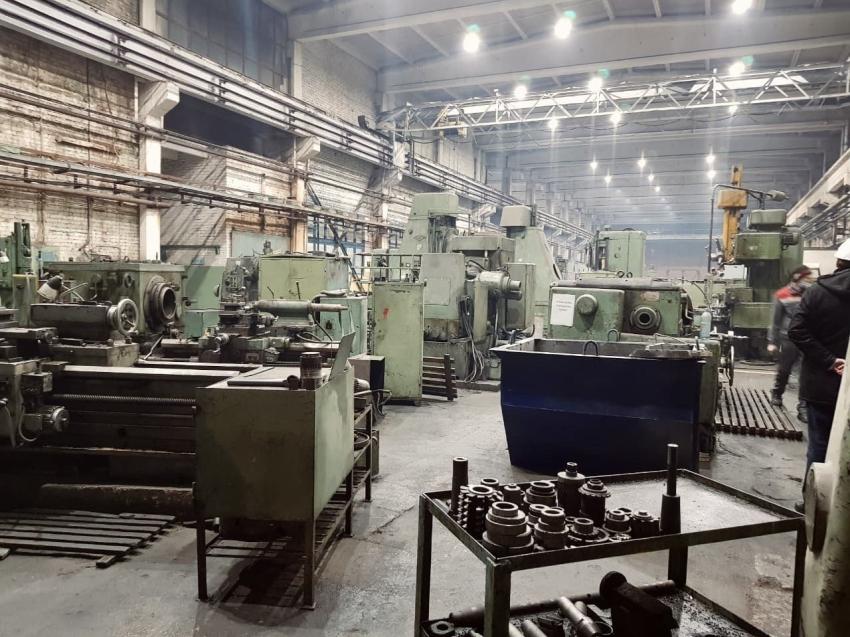 Первомайский завод станет новым резидентом ТОР
