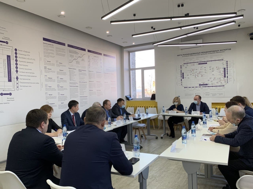 Илья Акишин встретился с представителями предпринимательского и научного сообществ Забайкалья