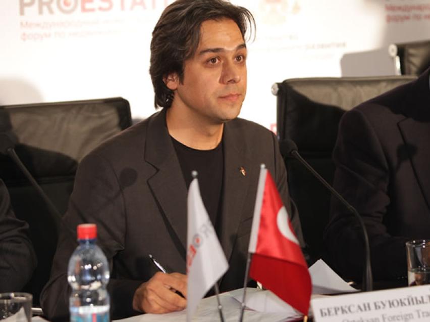 В Забайкалье с визитом прибыл известный турецкий бизнесмен