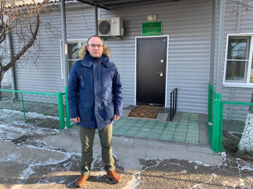 Илья Акишин обсудил план реконструкции пункта пропуска на границе с Китаем