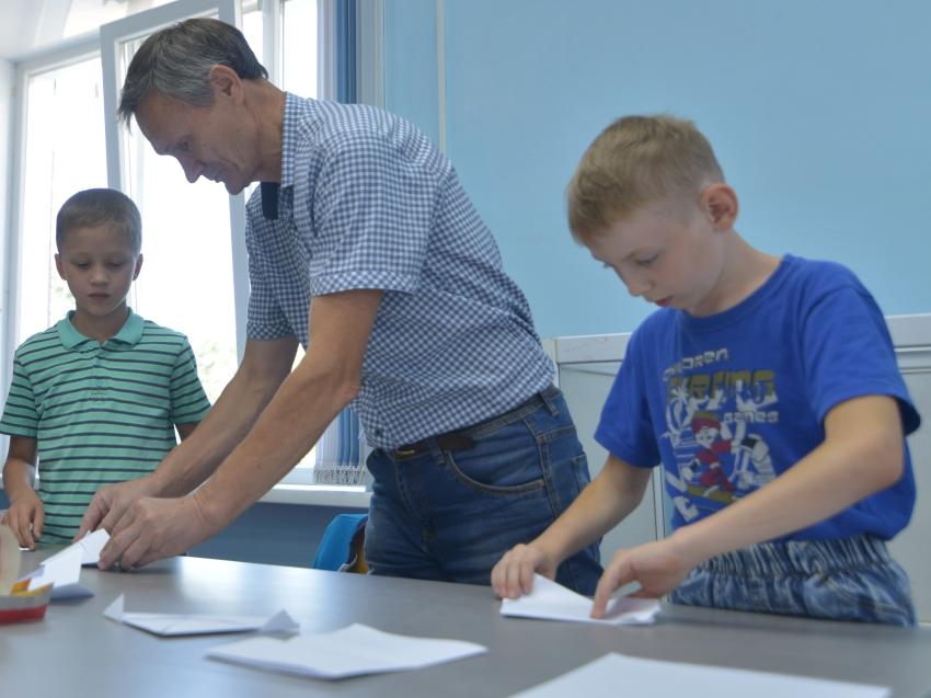 В Забайкальском крае будет создан региональный наставнический центр