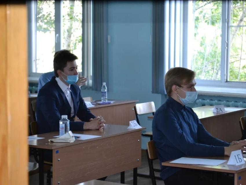 Выпускники Забайкальского края сдают очередные единые госэкзамены по выбору