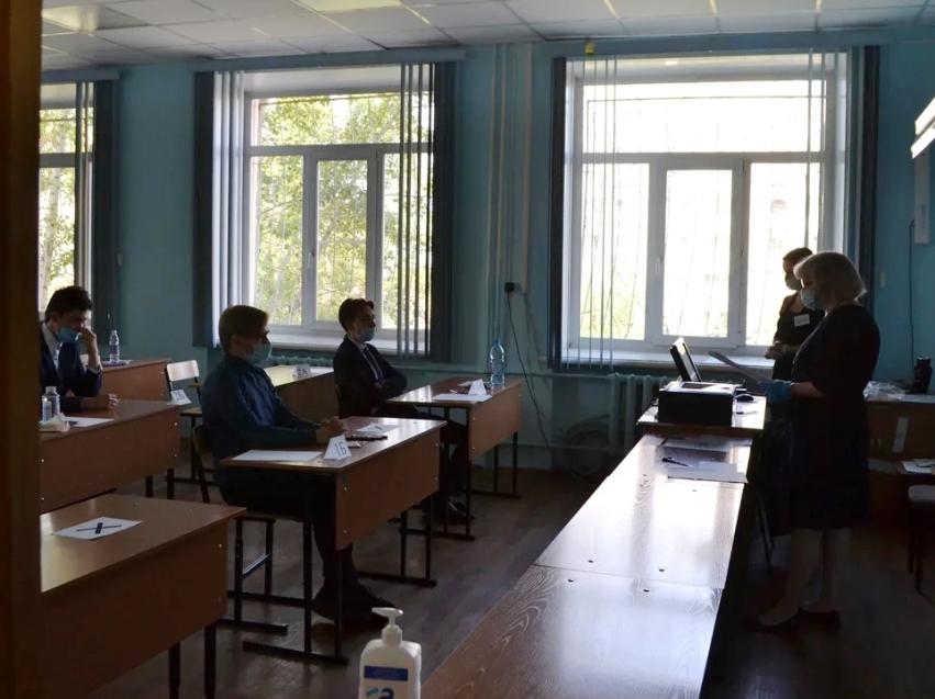 В Забайкальском крае предусмотрена оплата учителям за работу во время ЕГЭ