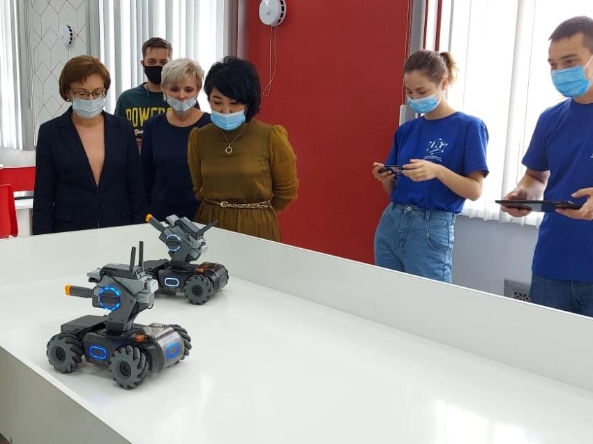 Первый центр цифрового образования – IT-куб открылся в Забайкалье