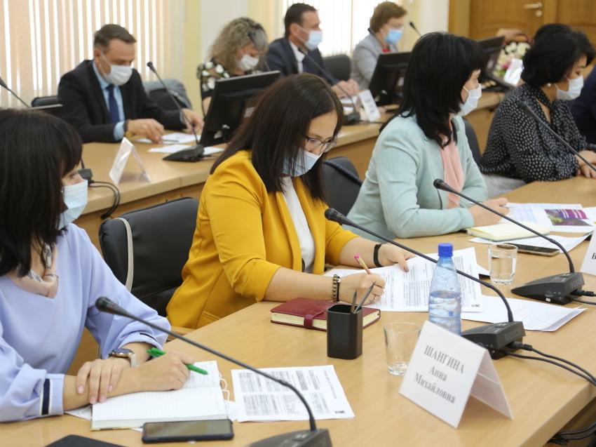 Татьяна Цымпилова озвучила причины, по которым родители жалуются на организацию горячего питания в школах