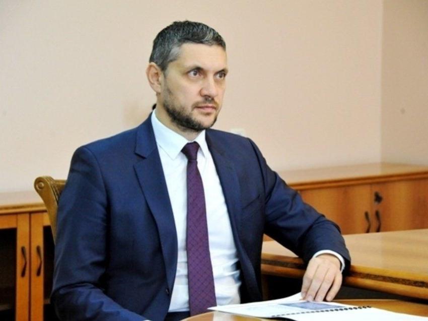 Александр Осипов в Минпросвещения России поднял вопрос ремонтов и оснащения школ и детских садов в Забайкалье