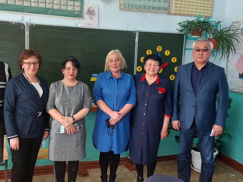 Баир Жамсуев проинспектировал школы Забайкальского края