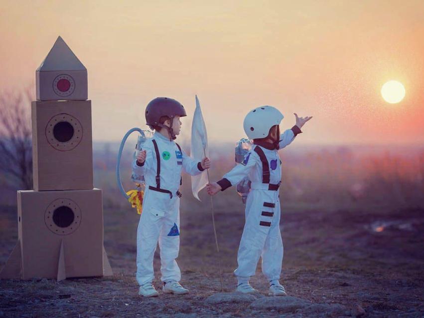 Массовый флешмоб ко Дню космонавтики пройдёт на площади Ленина в Чите