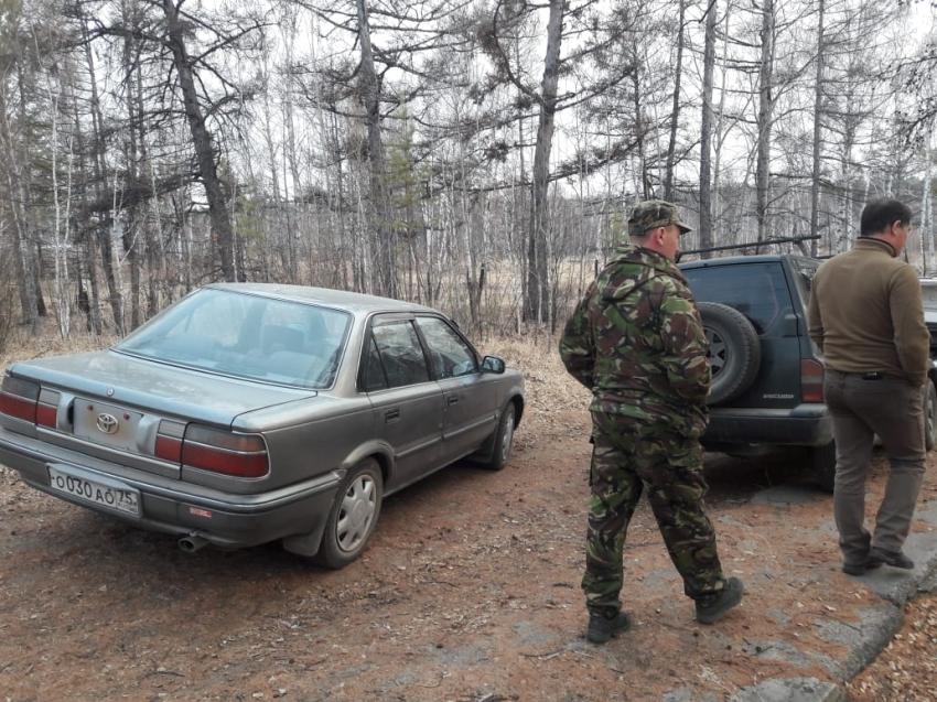 Нарушители заплатят штраф за выезд в лес в период ограничения