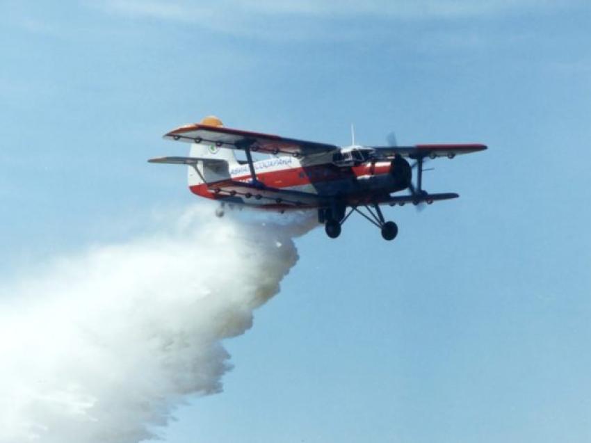 Для тушения пожаров в Забайкалье провели искусственный вызов осадков