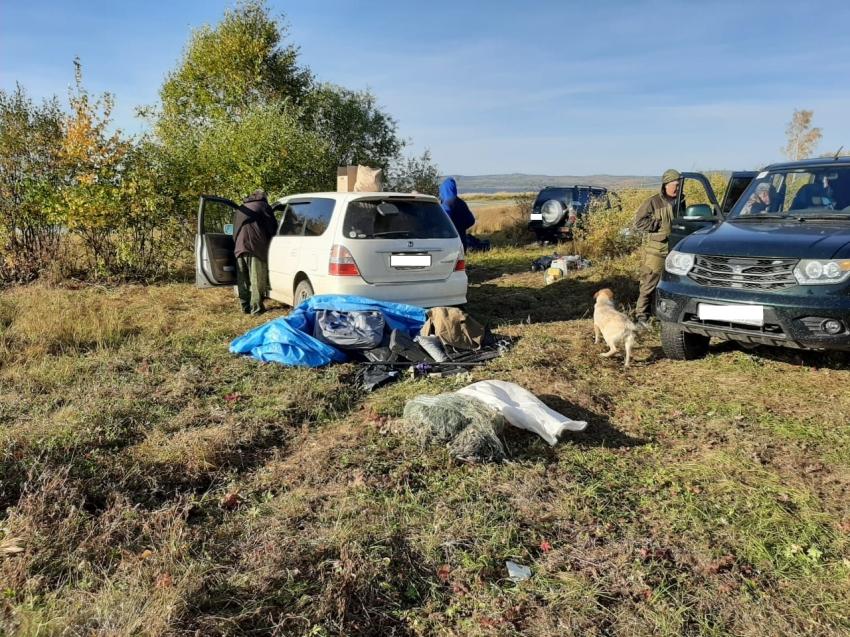 Два нарушителя природоохранного законодательства выявлено в «Ивано-Арахлейском» парке в прошлые выходные