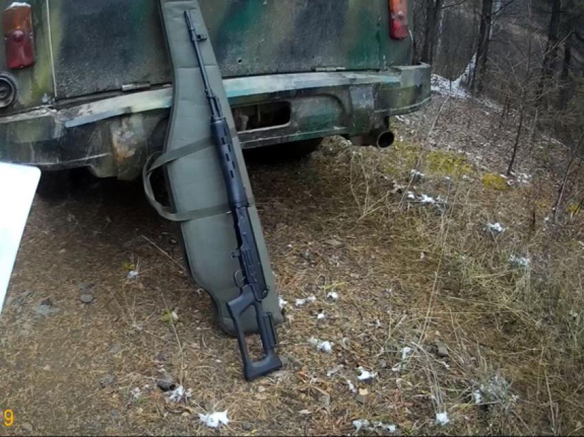 В заказнике Забайкалья «Бутунгарский» выявили нарушителя с оружием