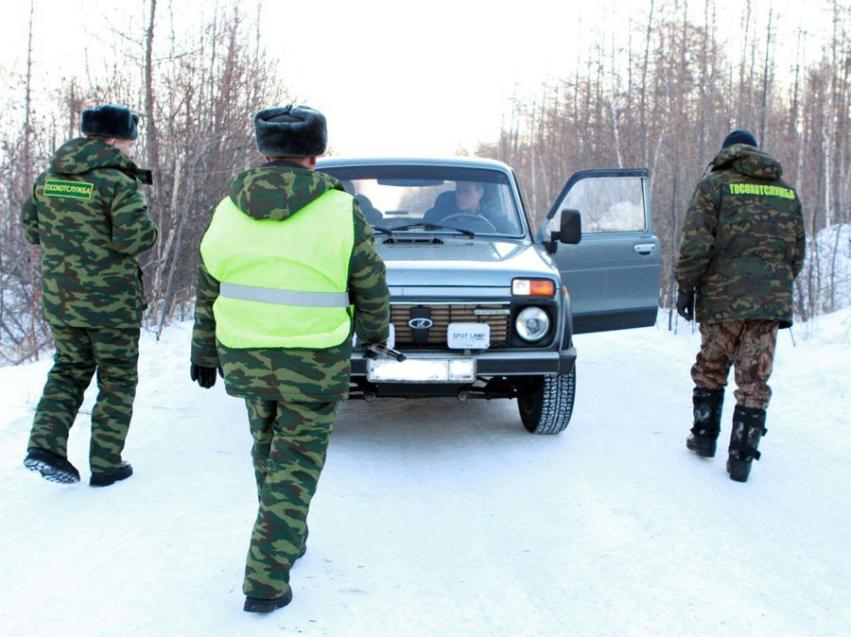 Рейдовые мероприятия были проведены специалистами охотнадзора по выявлению фактов бранконьерства