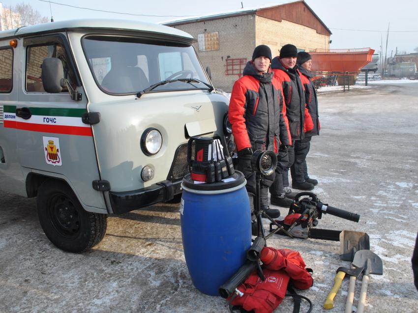 В Забайкалье прошла командно-штабная тренировка предупреждения и ликвидации чрезвычайных ситуаций