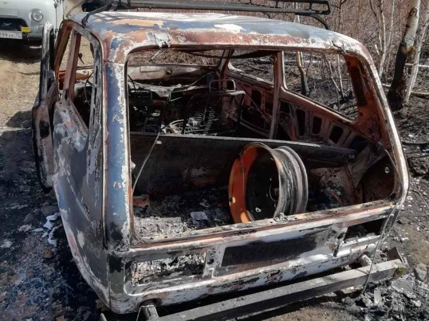 Виновника пожара в Александрово-Заводском районе выявили в Забайкалье
