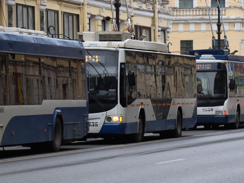 В Чите появятся 15 новых современных троллейбусов