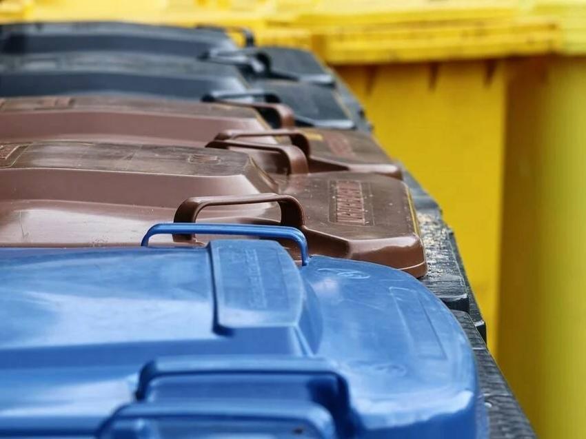 Забайкалье получит 41 миллион рублей на покупку контейнеров для раздельного сбора мусора