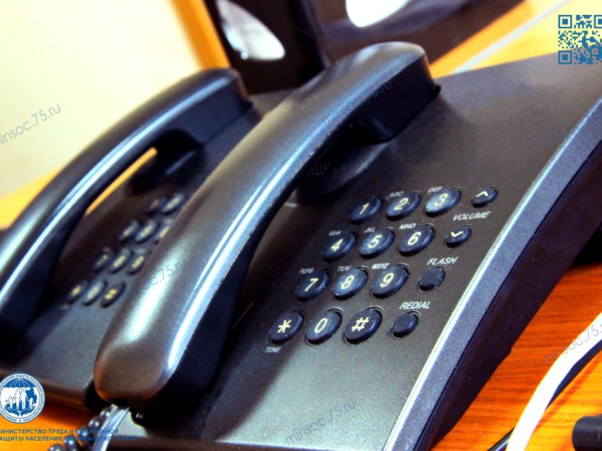 В краевом центре занятости добавлены  номера телефонов «горячих линий»