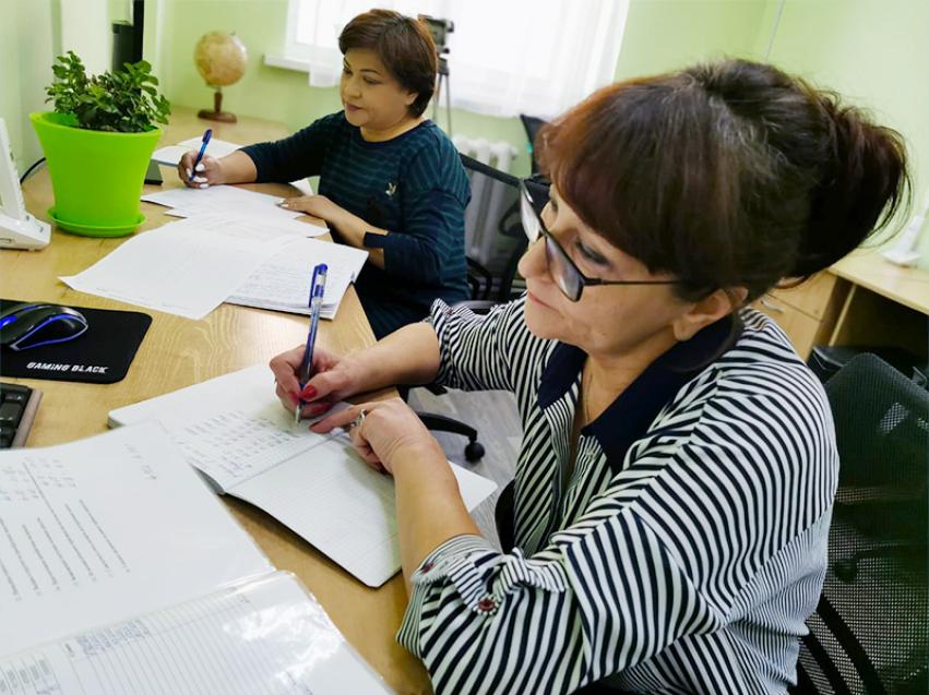 Более 300 забайкальцев старше 50 лет получили образование  в рамках нацпроекта