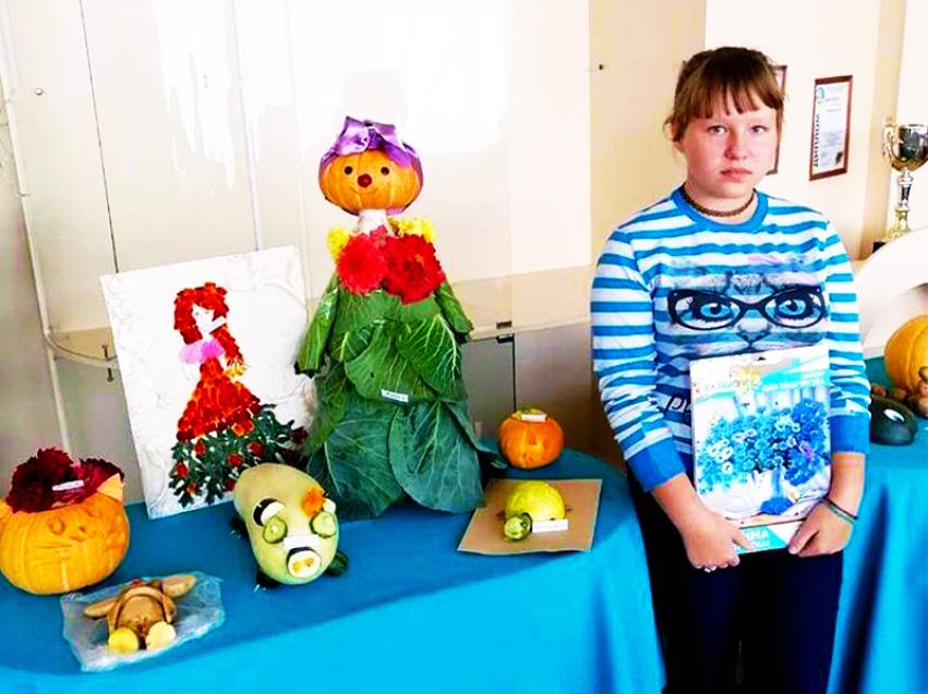 Осенние конкурсы и творческие мастер-классы прошли в социальных учреждениях Забайкалья