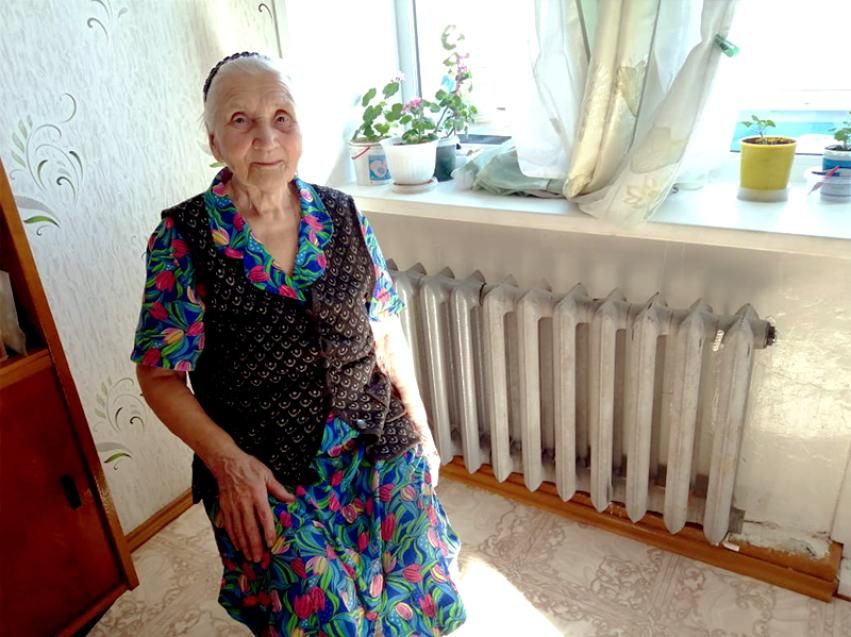 Социальные работники Борзинского района исполнили заветную мечту ветерана