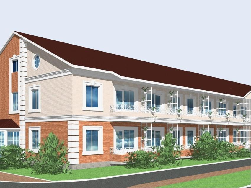 Два пансионата для пожилых и инвалидов построят в Забайкалье к 2024 году