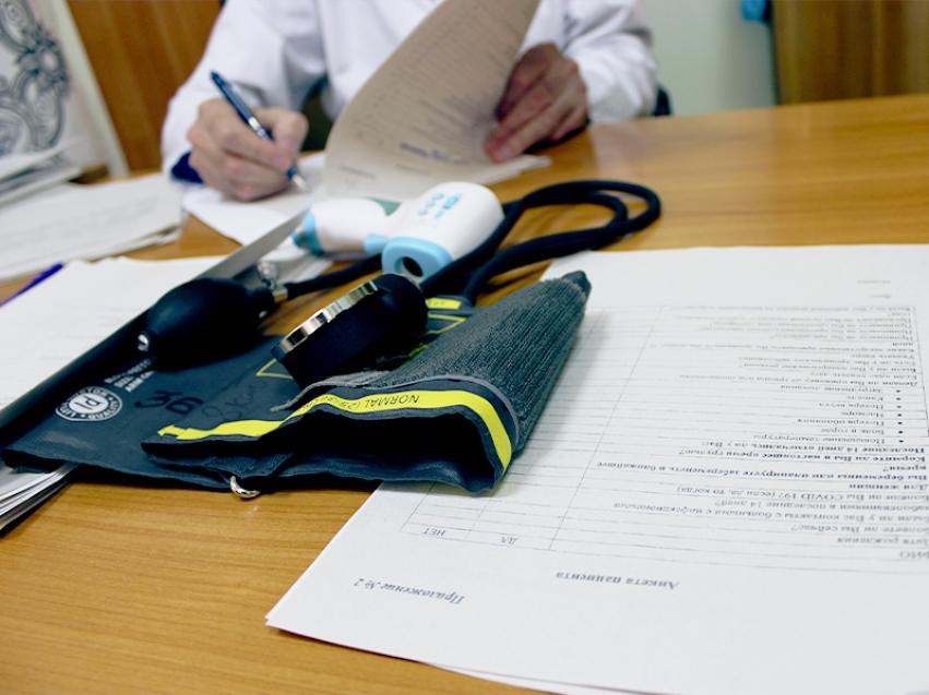 Прививочная кампания против гриппа началась в социальных учреждениях Забайкалья