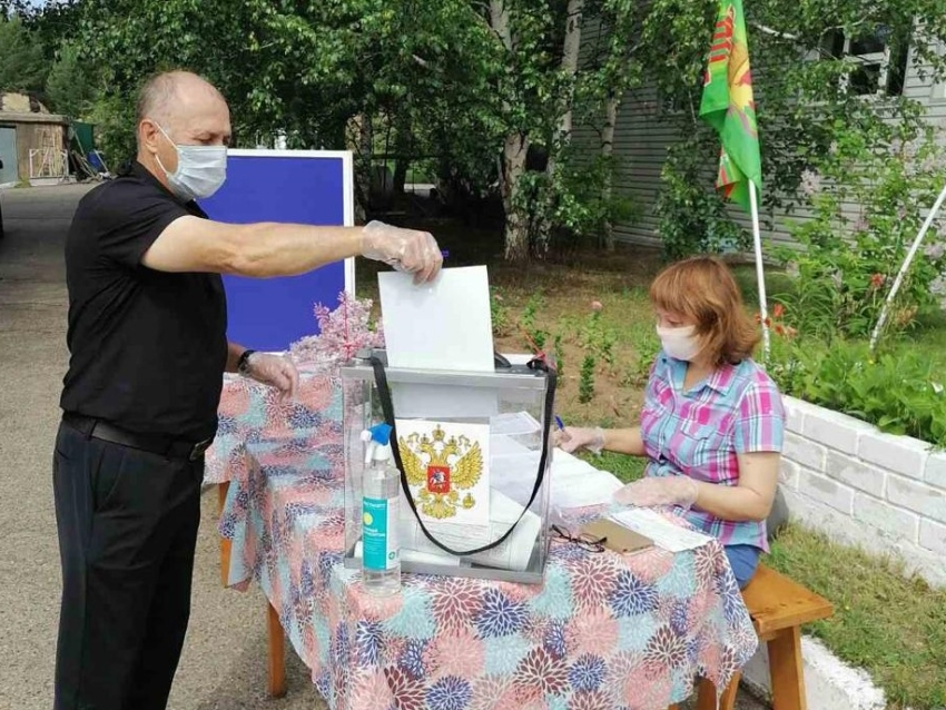Спортивные школы олимпийского резерва Забайкальского края присоединяются к общероссийскому голосованию