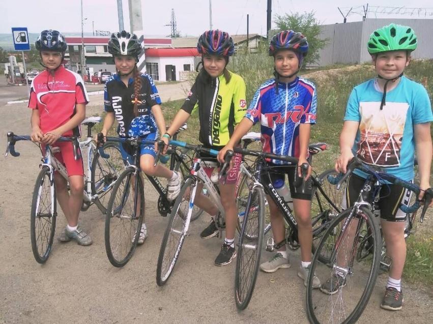 В Забайкалье возобновились тренировочные мероприятия по велосипедному спорту