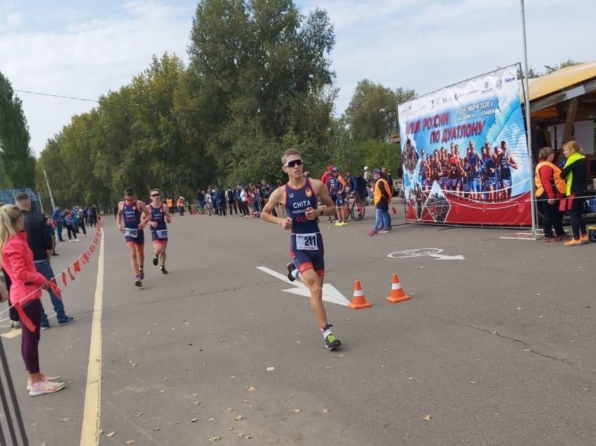 Забайкальский спортсмен завоевал серебро на Кубке России