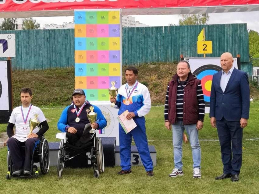 Забайкальские лучники успешно выступили на Чемпионате России среди лиц с ПОДА