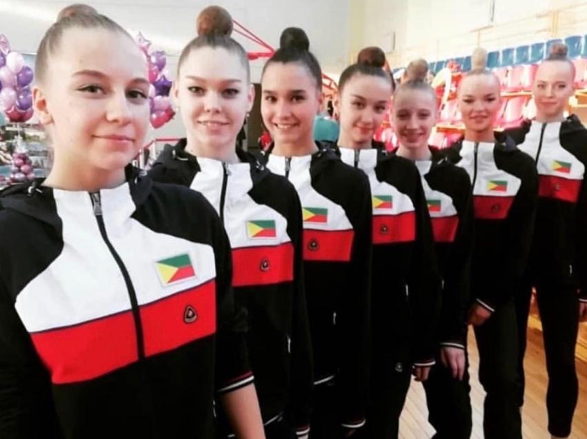 Шесть гимнасток из Забайкалья стали мастерами спорта России