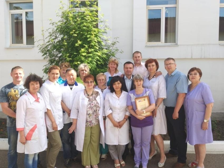 Коллектив спортивных медиков занял третье место Всероссийского конкурса
