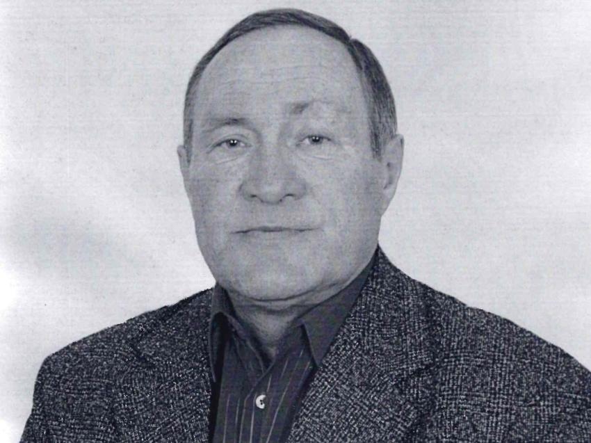 Виталий Ломаев поздравил с 70-летнем юбилеем Валерия Мурзаева