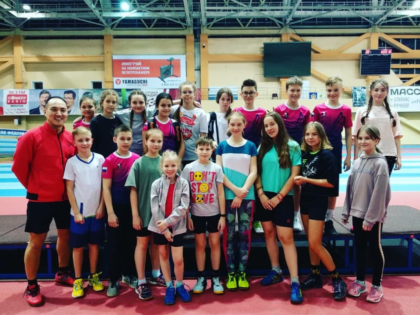 19 медалей завоевали бадминтонисты Забайкалья в Иркутске