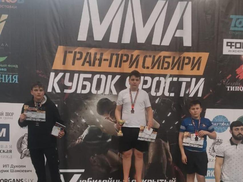 17 медалей завоевали спортсмены Забайкалья на «Кубке ярости» в Иркутске