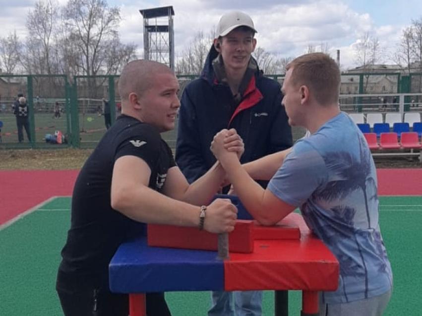 В Чите прошли спортивные мероприятия посвященные празднованию Дню Победы