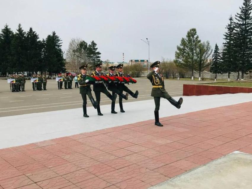 Состоялось торжественное открытие спартакиады молодежи допризывного возраста Забайкальского края
