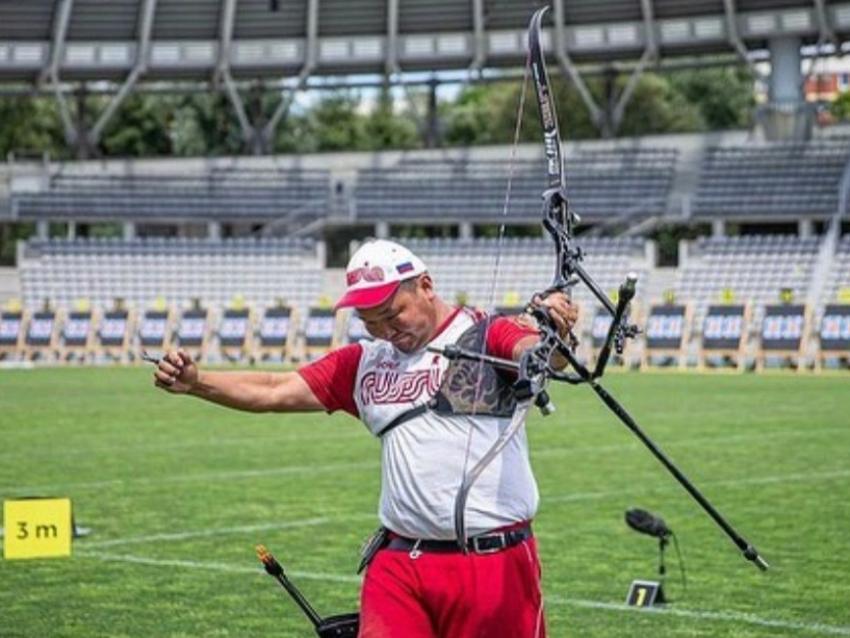 Забайкальский лучник Галсан Базаржапов завоевал лицензию на олимпийские игры в Токио