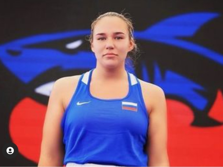 Спортсменка из Читы стала бронзовым призёром во Всероссийских соревнованиях по боксу