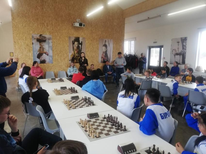 Забайкальские шахматисты сразились в шахматы за «Кубок Тужи 2021» в селе Укурик