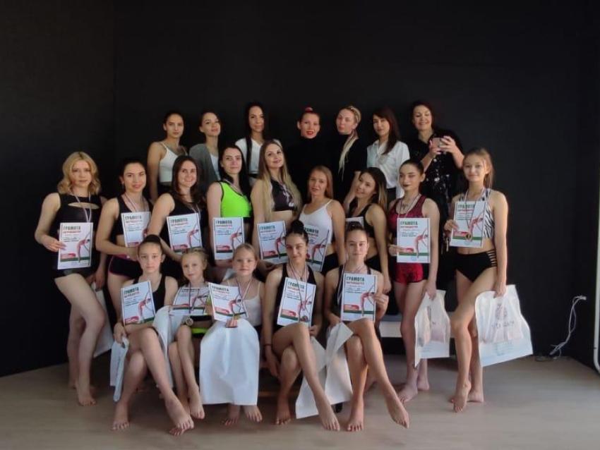 Впервые в Забайкалье прошёл турнир по пилонному спорту «Новичок»