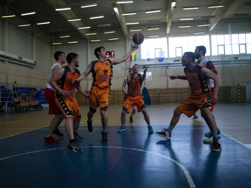 Первенство Забайкалья по баскетболу пройдёт в Чите