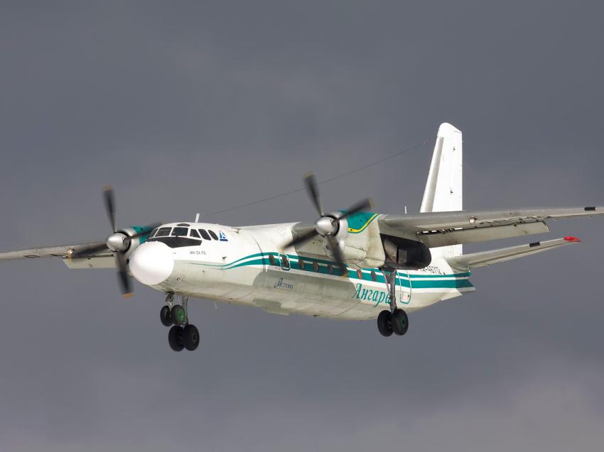 Аэропорт в Чаре изменил схему работы из-за ремонта взлетно-посадочной полосы