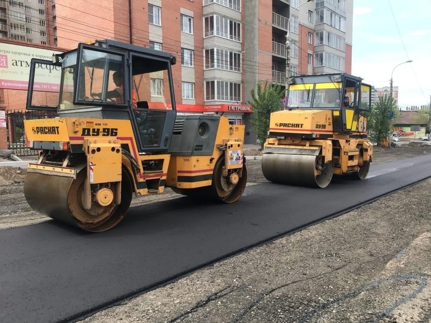 Улицы Горького, Журавлева и Токмакова в Чите лидируют в голосовании по ремонту дорог на 2021 год