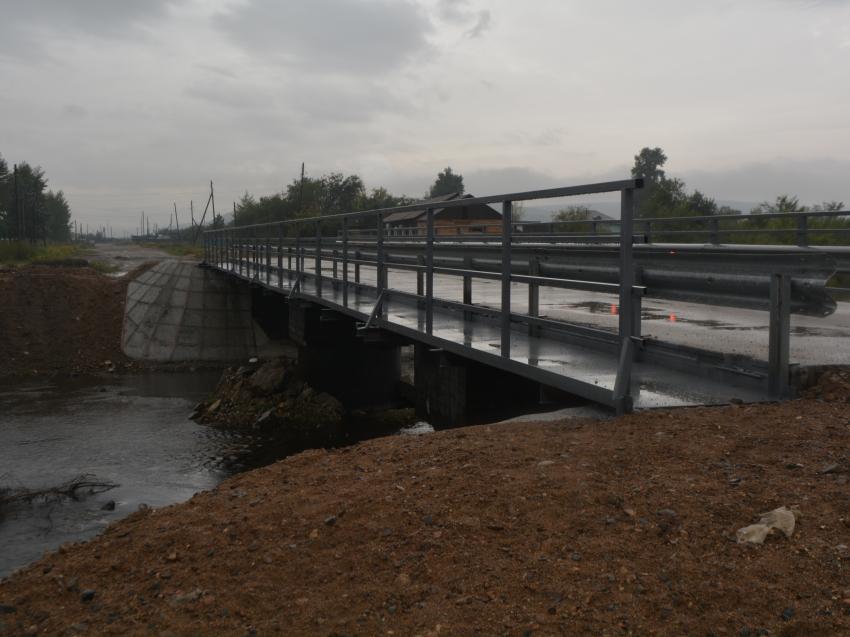 Мост через реку Унда откроют в 2021 году — средства на первый этап строительства направлены в Балейский район