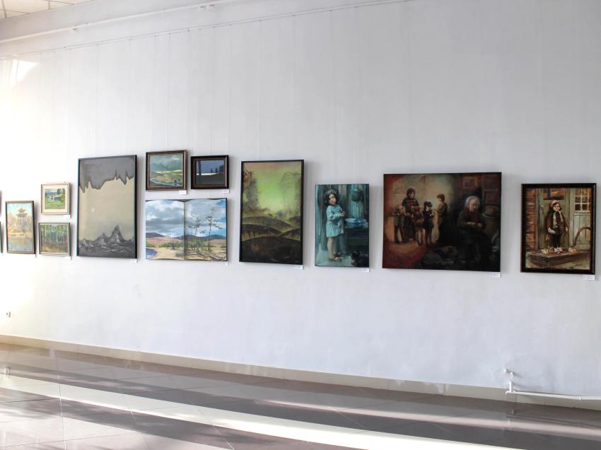 Краевая выставка художников Забайкалья начнет работу в Чите