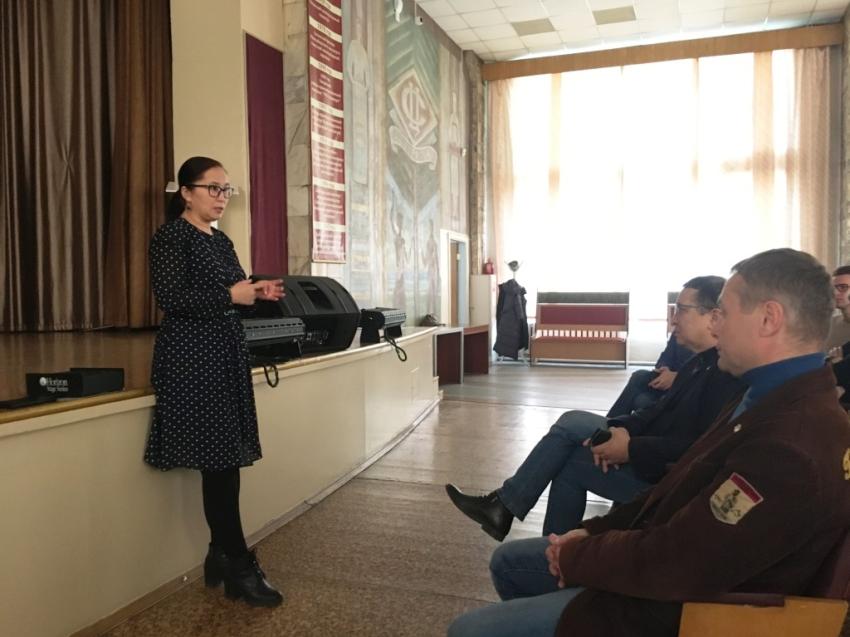 Министр культуры Забайкалья обсудила концепцию развития отрасли с коллективом краевого драмтеатра